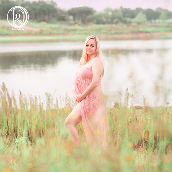 Maternity Dress For Photo Shooting Stretch lace maternity dress photography Pregnant baby shower Dress photo shoot