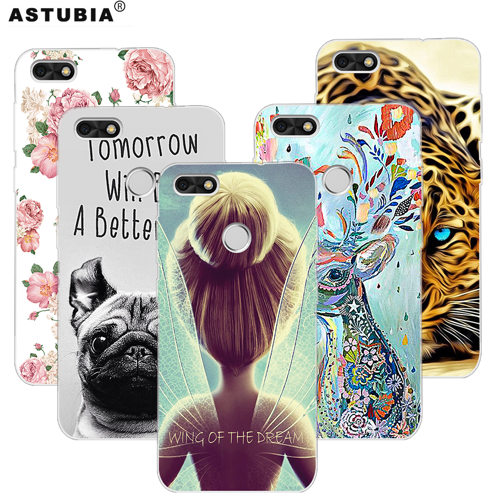 buy phone cover for huawei p9 lite mini case silicone coque for huawei y6 pro. Black Bedroom Furniture Sets. Home Design Ideas