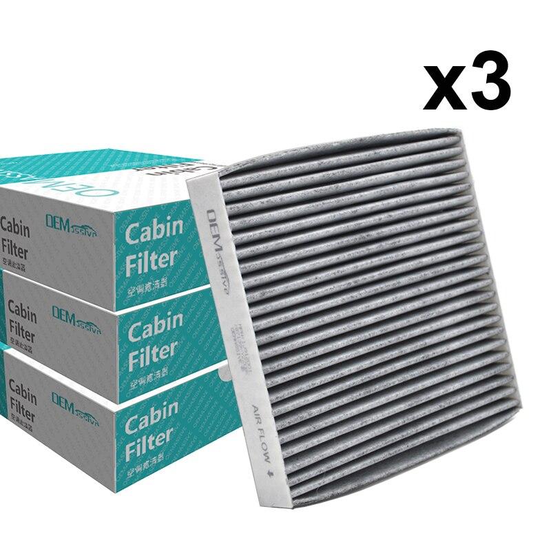 Carbon Style Cabin Air Filter 87139-30070 for Lexus GS300 GS350 GS430 GS460