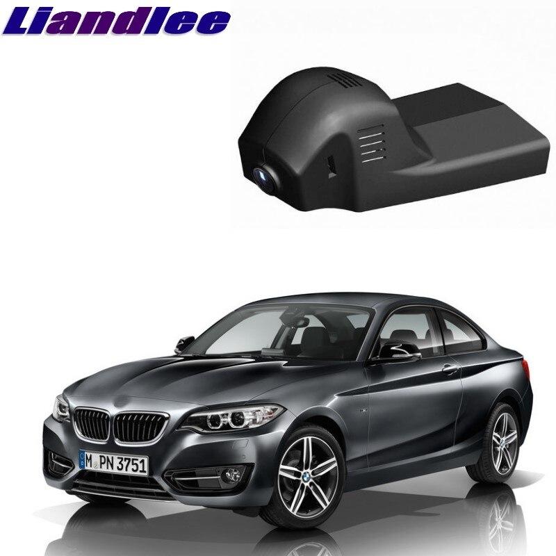 Liandlee pour BMW série 2 F22 F45 2014 2018 enregistrement de route de voiture WiFi DVR Dash caméra enregistreur vidéo de conduite