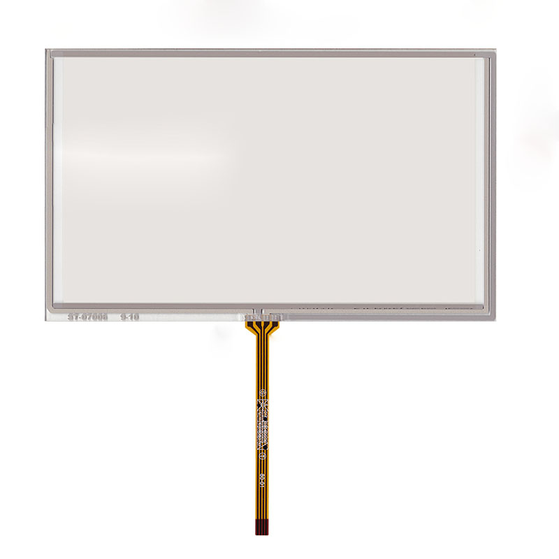 New 7 Inch 4Wire Resistive Touch Panel Digitizer Screen For Mystery MDD-7170NV