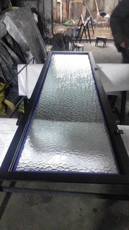 custom made wrought iron doors 1600mmx2615mm  hench-cid6
