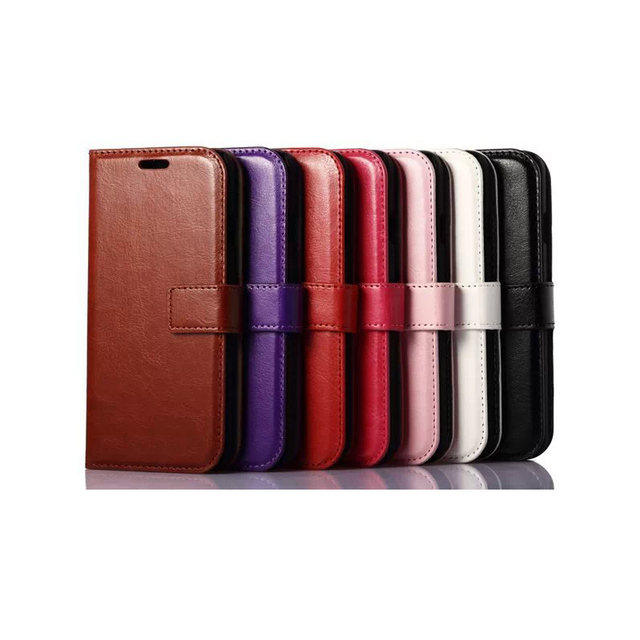 Flip Leather Mobile Phone Case For iPhone 6 6S