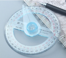 Students Can Rotate The 10 Cm Diameter Pointer Of Full Circle Protractor To Measure Indentation And Wear Resistance Conv