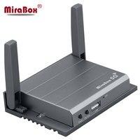 MiraBox 5G Car Mirrorlink with wifi audio Support mirrorlink Youtube iOS10 ios11 Andriod PC car wifi airplay box Miracast