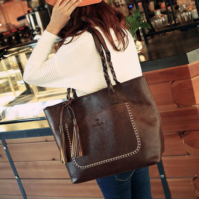 Large Capacity Women Bag