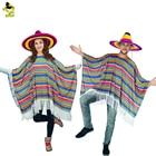 Adults Mexico Cloak ...