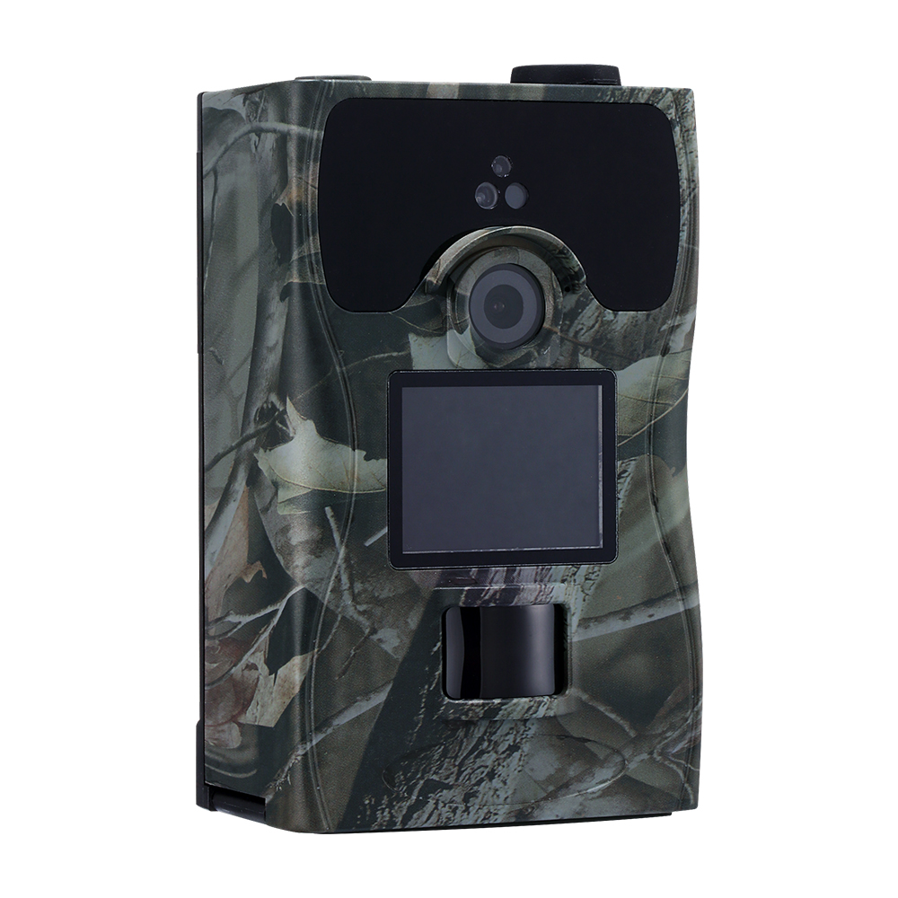 ZOSI Trail Camera 16MP 1080P HD Game&hunting Camera With UP To 65ft Night Vision Weatherproof For Wildlife Hunting And Security