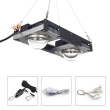 CREE CXB3590 COB светодиодный светильник для выращивания полный спектр 100 Вт 200 Вт Citizen светодиодный светильник для выращивания растений для комнатных палаток теплиц гидропоники