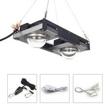 Cree CXB3590 COB LED Phát Triển Ánh Sáng Suốt 100W 200W Công Dân Led Cây Phát Triển Đèn Trong Nhà Lều nhà Kính Thủy Canh Vật Có Hoa