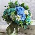 Broche Ramo de la Boda Flores Ramos de Novia Ramo De Buque De Mariage Casamento Buque De Noiva Bruidsboeket
