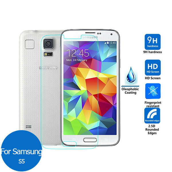 For Samsung Galaxy S5 Neo Tempered Glass Screen Protector 2.5 9h Safety Protective Film on S 5 S5Neo SM-G900F SM-G903F SM-G906S