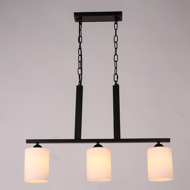 Simple Nordic household dining room study bedroom living room lamp 3 head Pendant Light 1837 single head cloth pendant light nordic new simple lighting modern living room dining room study bedroom bed warm zcl