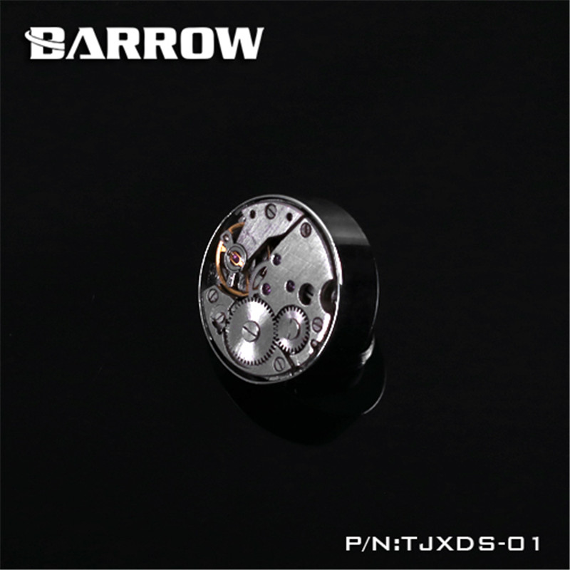 Barrow Silver & Golden Time Stop Hand Twist Lock Hand-Twist Water Lock For Water Cooling TJXDS-01