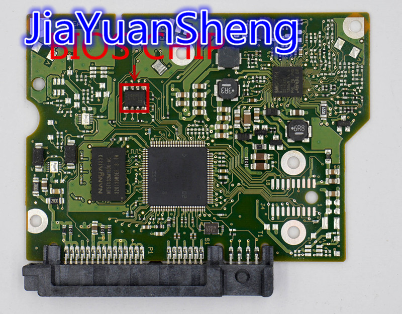 Free shipping HDD PCB ST2000DM001 , ST500DM002 , S...