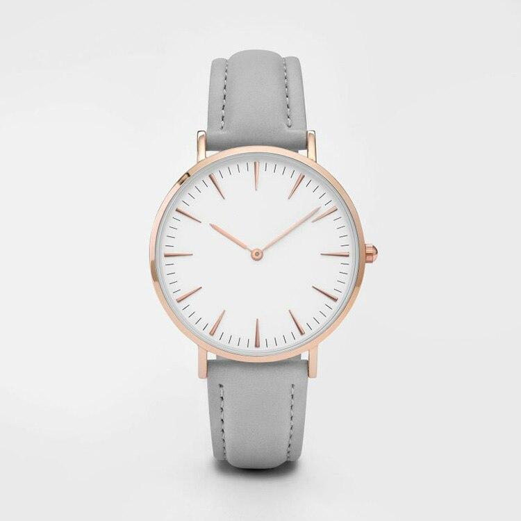 Luxury Brand Dress Women Business Wristwatch Men New Fashion Quartz font b Watch b font Leather