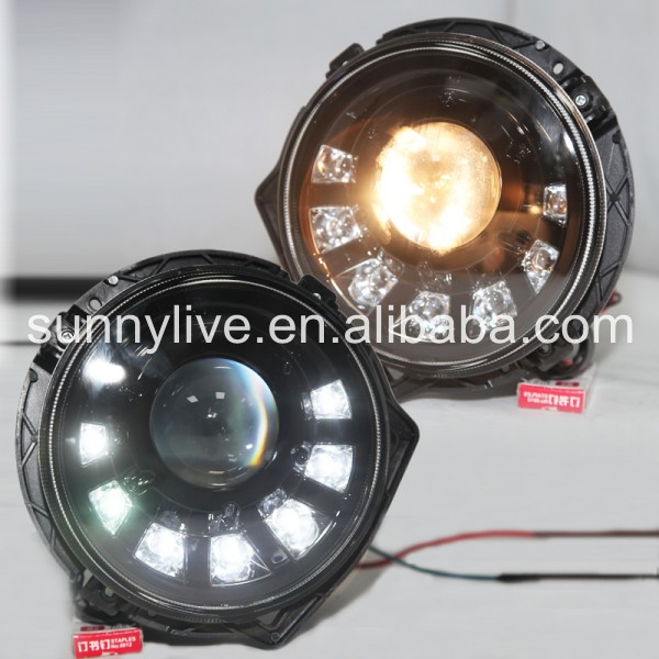 W463 G500 G55 G63 G400 Head Lamp For Mercedes-Benz 1989-2006 year LED Headlights 1990 2013 year for mercedes benz w463 g400 g500 g55 led turn lights tw