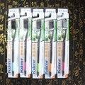 2016 30 De Moda Hyun Unid/lote Cepillos de Dientes cepillo de Dientes de Carbón Negro Suave de Alta Calidad Limpio Y Seguro Para Su Healty Oral
