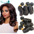 8A Grade Virgin Unprocessed Human Hair Bouncy Curl Brazilian Virgin Hair Extensions Romance Curl Human Hair Bundles