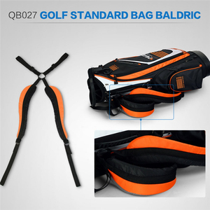 Image 5 - Pgm Portable Golf Stand Bag Golf Bags Men Women Waterproof Golf Club Set Bag With Stand 14 Sockets Outdoor Sport Cover Bag D0069