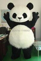 hot sale panda mascot costumes cute panda onesies for adults free shipping