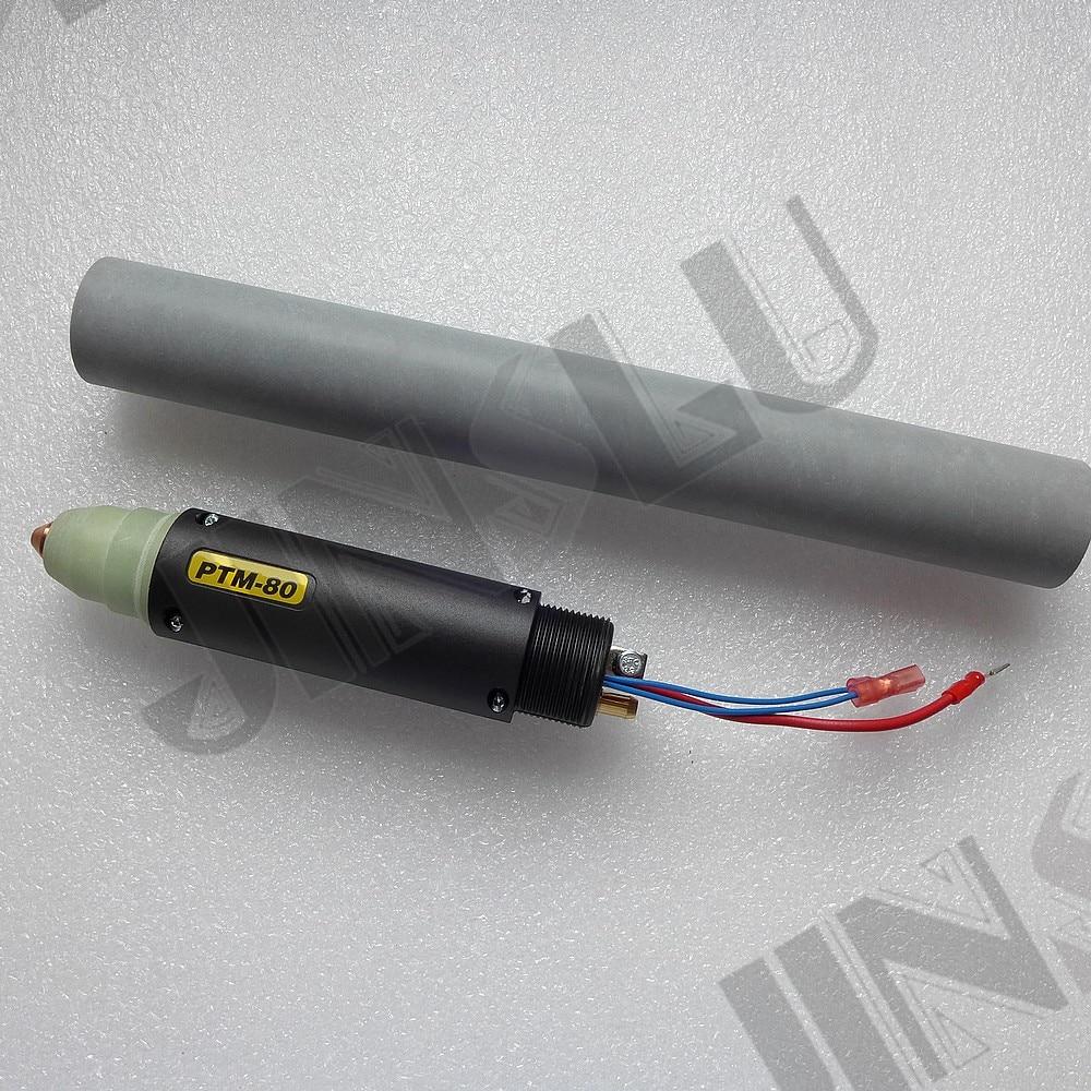 Original Tecmo PT-80 Straight CNC Machine Torch iPT-80 PT80 Everlast 80S welding machine parts gamo pt 80 6212037