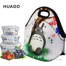 Lunch Bag Kid Women Men Thermal Insulation Waterproof Portable Picnic Insulated Food Storage Box Tote Lunch box Bag