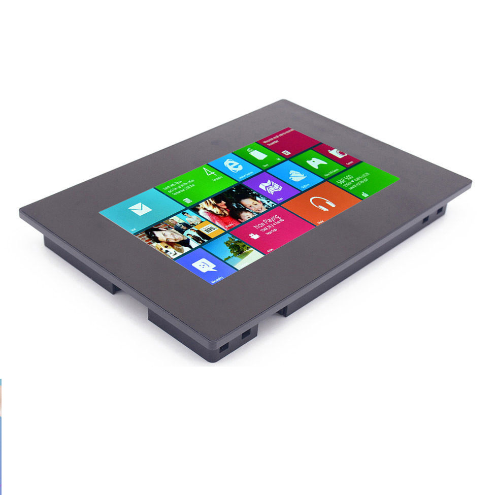 7,0 дюйма Nextion Улучшенный резистивный NX8048K070 011R USART HMI lcd сенсорный экран с корпусом для Arduino Raspberry