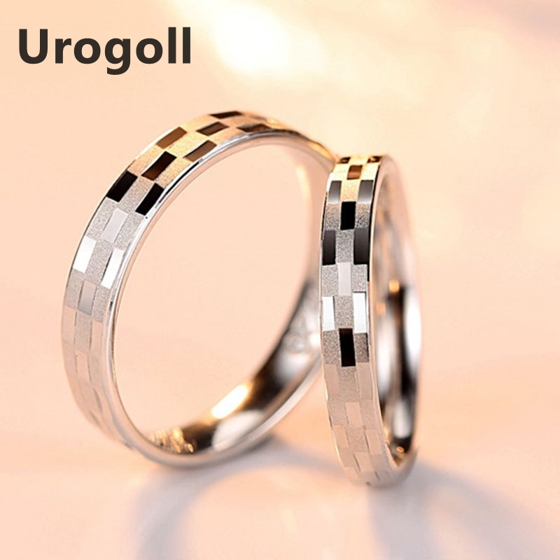 Fine Jewelry Ring 925 Sterling Silver Rings For Women Classic Ring Jewelry Wholesale Pure Silver 925 Couple Rings Lovers Gifts