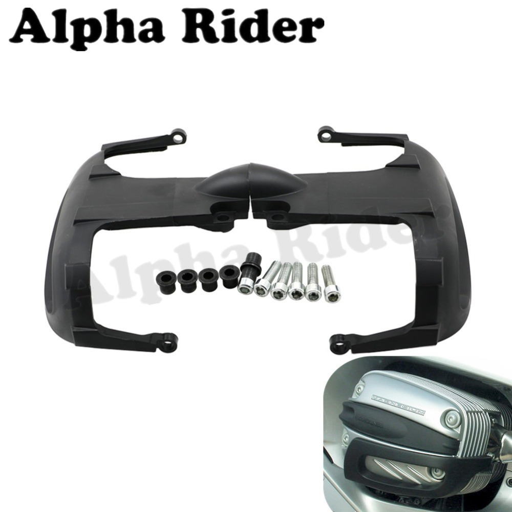 Motorcycle Engine Cylinder Head Protector Guard Side Cover for BMW R1150 R S RS RT 2004