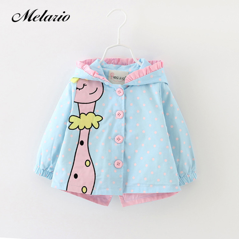 Fashion Baby Girls Coats 2019 Autumn Girls Jackets Clothes H