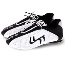 Taekwondo Shoes Breathable Wear-resistant kickboxing Professional Competition Tae kwon do Train Martial Arts Shoes Kid to Adult