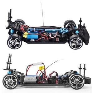 Image 5 - Гоночный автомобиль HSP Rc Drift 1:10 4wd 94123PRO FlyingFish электрический бесщеточный Lipo высокоскоростной хобби автомобиль с дистанционным управлением
