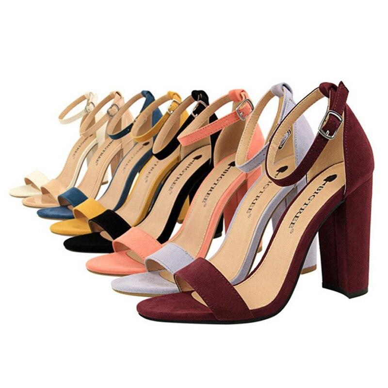 BIGTREE Shoes Women High Heels New Women Pumps Sexy Ladies Shoes Women Sandals Fashion Kitten Heels Women Wedding Shoes