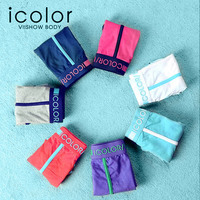 Free Shipping I COLOR High Quality Solid Cotton Men S Underwear Boxers 7pcs Lot 7 Colors