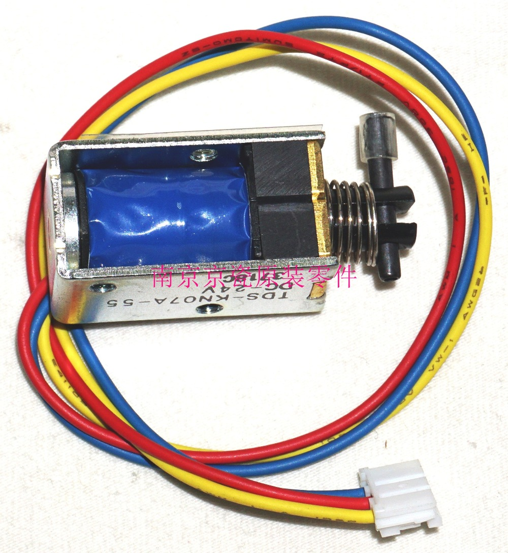 New Original Kyocera 302H494070 SOLENOID ASSY for:FS-1300D 1320D 1028 1128 1130 1135 M2030 M2530 M2035 M2535 KM-2820 new original kyocera 302lz08020 guide turn mpf for fs 1320d 1110 1024 1124 1130 1135 m2030 m2530 m2035 m2535