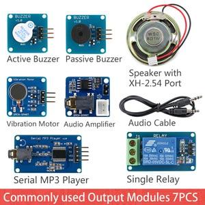 Image 3 - Rich UNO R3 Atmega328P płyta modułu rozwojowego zestaw C kompatybilny z arduino UNO R3, z czujnikiem temperatury MP3 RTC