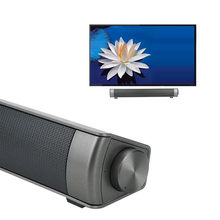 Home TV Cinema Soundbar Bluetooth Bar Lautsprecher System mit Integriertem Subwoofer Audio Audio Verstärker # Zihr(China)
