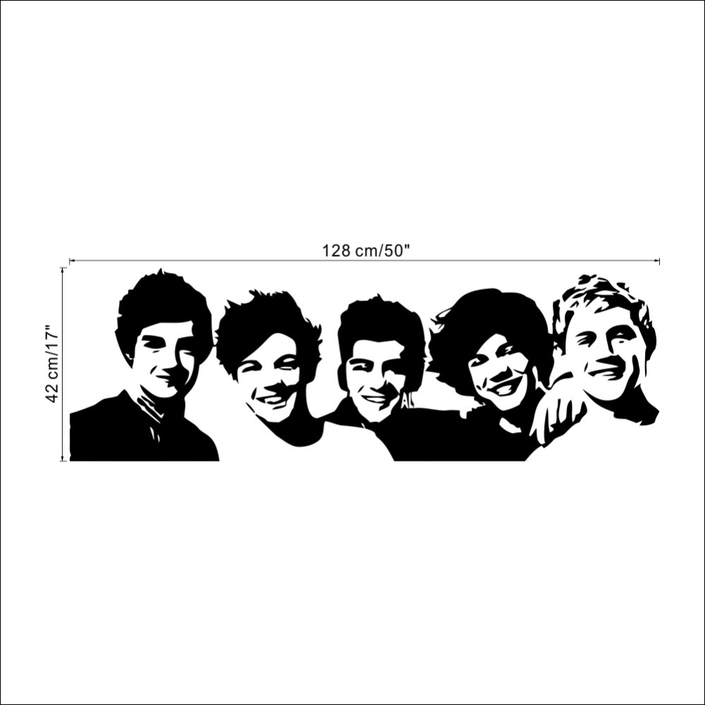 one direction wall stickers www galleryhip com the one direction gotta be you lyrics wall sticker world of