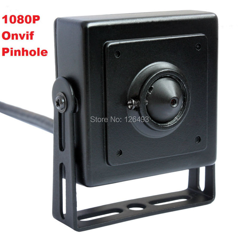 ФОТО Indoor Aluminum case1080P home security mini cctv webcam video camera network ip  with Audio MIC microphone