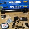 110V Jebao 36W Aquarium Koi Fish Pond UV Light Sterilizer US Plug