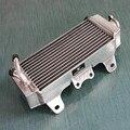 Selva do exército r/s liga de alumínio peças de refrigeração do radiador para yamaha yzf250 yz250f yz250 f 2007-2009 peças de refrigeração do motor