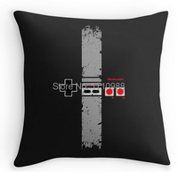Free Shipping Nintendo Entertainment System Two Sides Printing Pillow Cases For 16x16 18x18 16x24 20x20 24x24