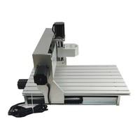 CNC Engraving Machine Frame 6040 DIY CNC Suitable For CNC Router 4060 Spindle Fixture 80mm