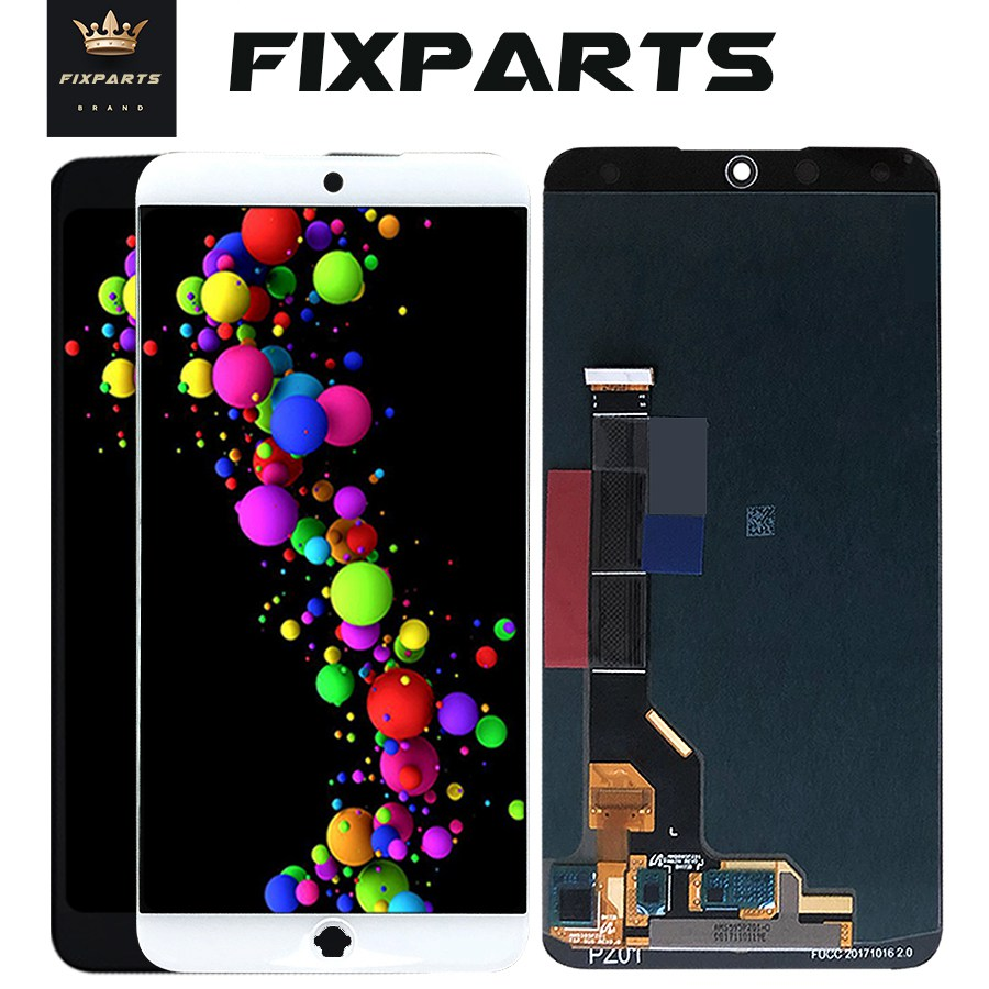Original New 5 95 LCD Screen Meizu 15 Plus LCD Display Touch Screen Digitizer Full Assembly