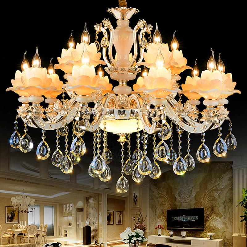 Zinc Alloy Gold Crystal Chandelier Lighting Chain Chandelier Modern led Crystal Chandelier Lamp Living Room Chandeliers Ceiling chandelier lighting crystal luxury modern chandeliers crystal bedroom light crystal chandelier lamp hanging room light lighting