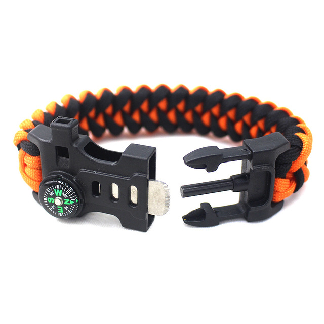 Outdoor Camping Five in one Multi-function Tool 8
