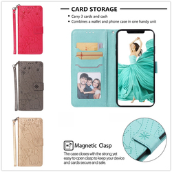 Luxury Flip for Iphone X Xr Xs Max Card Pack Magnetic Wallet Holder Phone Case Iphone 7 8 Plus Fundas Pu 6 6s Plus 5s 5 Se Case 1