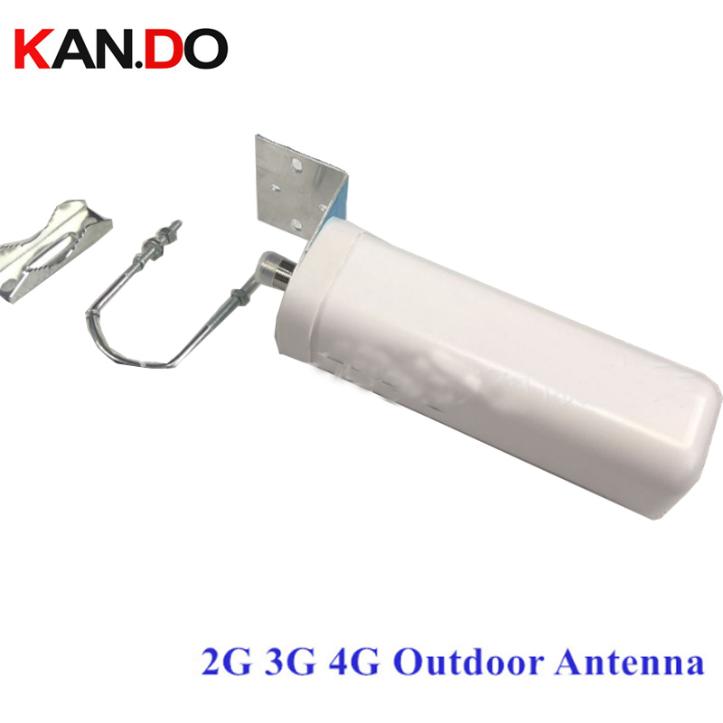 12dbi 4G Antenna For Repeater Outdoor Panel 700-2700MHz 4G LTE Aerial Omnidirectional Antenne N Female For Wireless Router