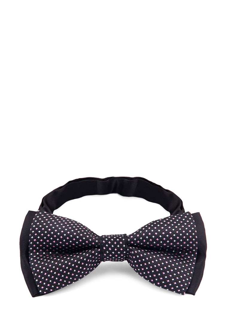 [Available from 10.11] Bow tie male CASINO Casino-poly-black 508.6.14 Black casino casino mp002xm0n5zd
